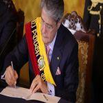 51 decretos fueron firmados en la primera semana del gobierno de Guillermo Lasso
